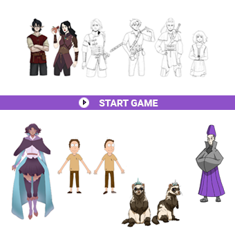 Interactive & Visual Storytelling
