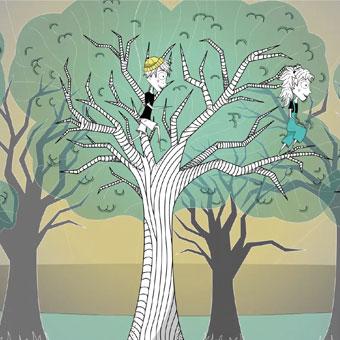 B.A. Zeichentrickfilm, Sina Abel